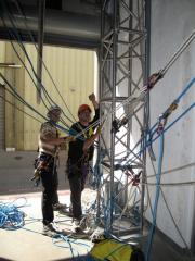 Rope Access Guideline training