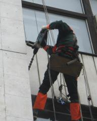 Rope Access Drilling