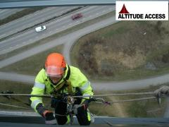 Rope Access Window cleaning Jobs