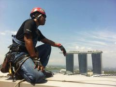 Rope Access in Singapore - Top of It All